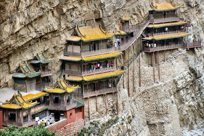 Монастырь Сюанькун-сы