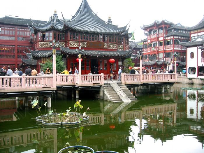 Национальный музей чая в Ханьчжоу