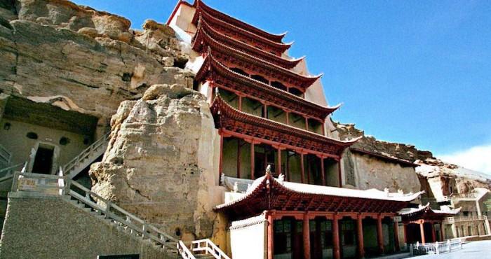 Пещерный монастырь Могао