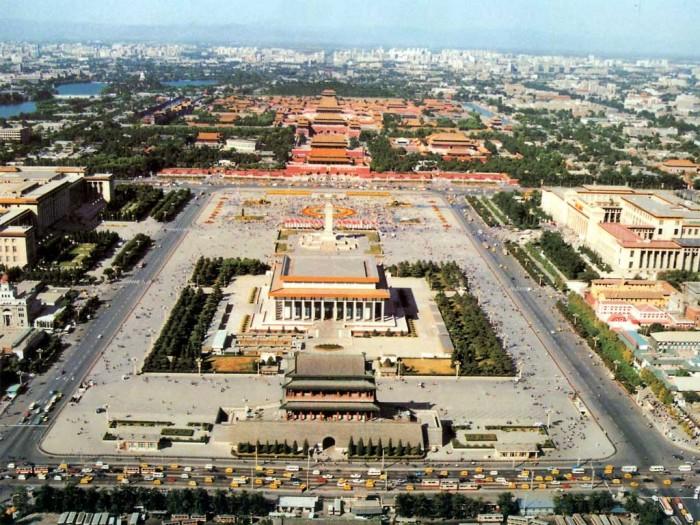 Площадь Таньаньмэнь1