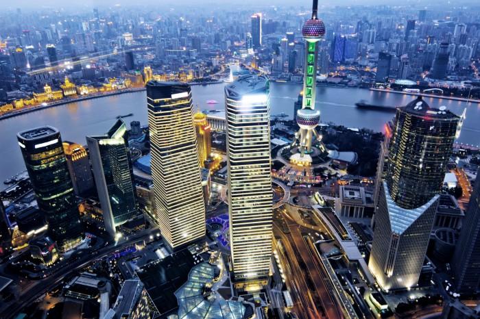 Шанхай-1