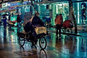 Дождь в Китае