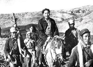 Великий поход китайских коммунистов