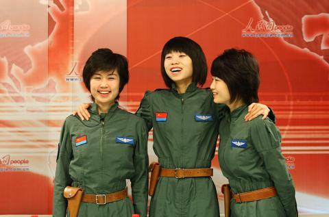 Женщины-солдаты