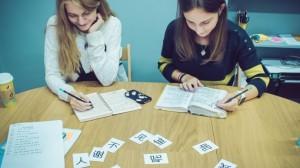 изучение слов по карточкам