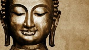 будда лицо