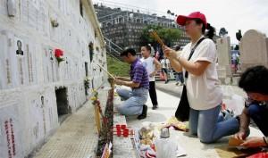 день поминовения усопших в Китае