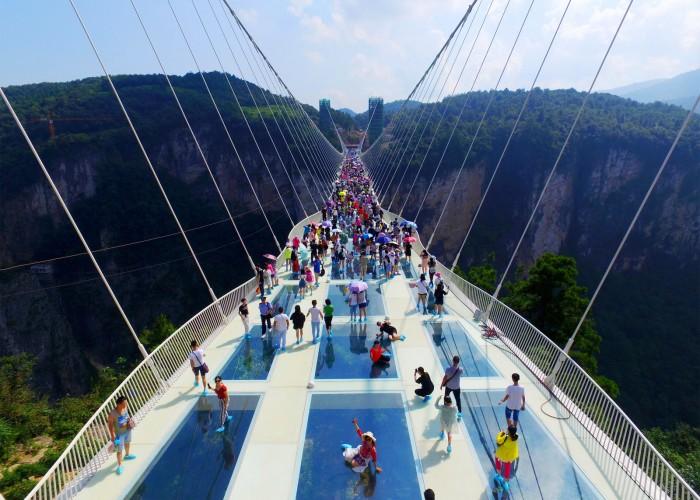 Мост в Чжанцзяне