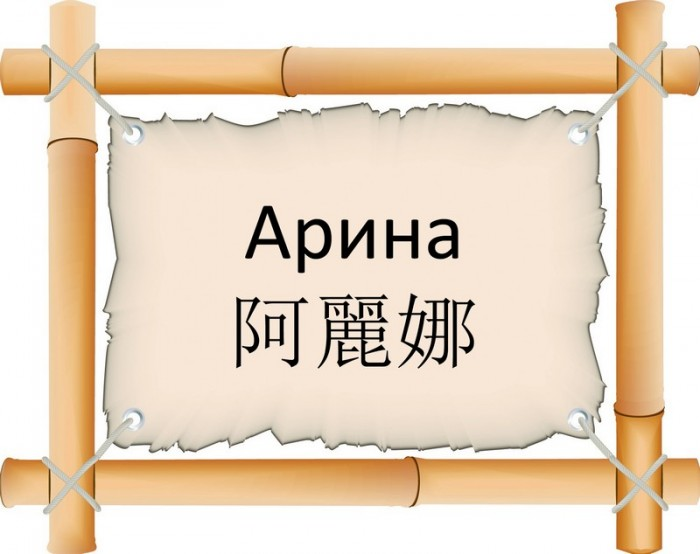 29Имя-на-китайском